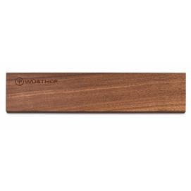 Barre magnétique en noyer 30 cm