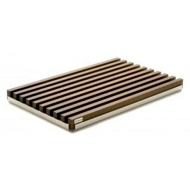 Planche à découper avec plateau 40 x 25 cm